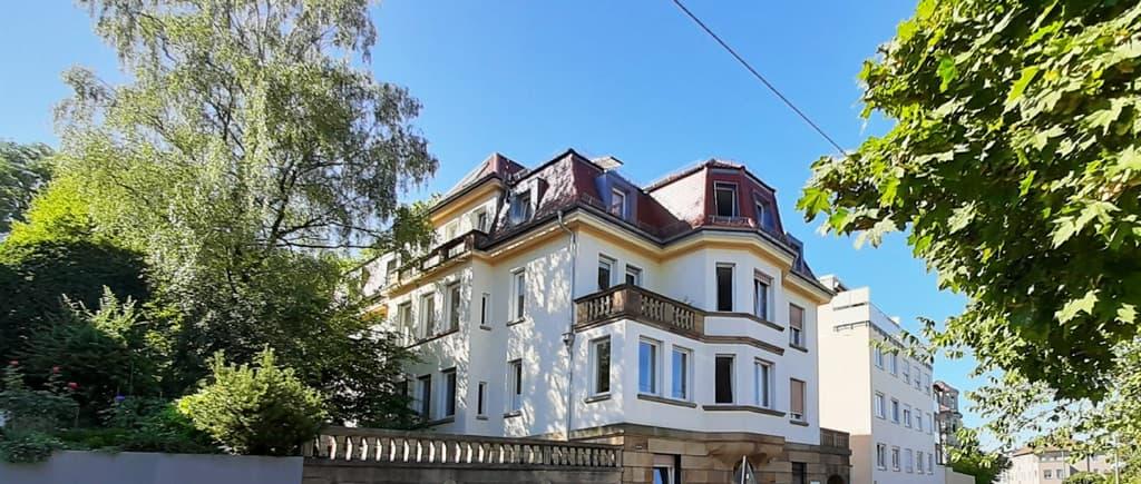 Gebäude Landhausstraße 82 in 70190 Stuttgart